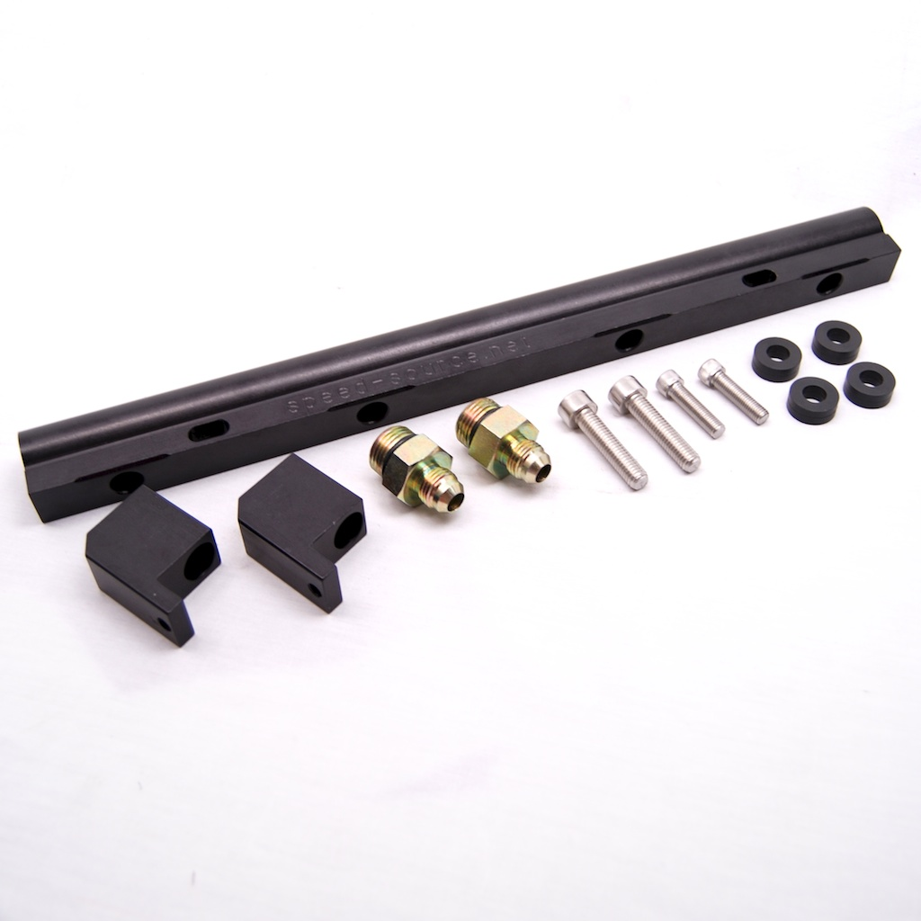 3SGTE Top Mount Fuel Rail